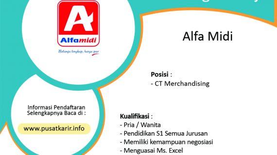 Lowongan Kerja PT Midi Utama Indonesia Tbk 2020