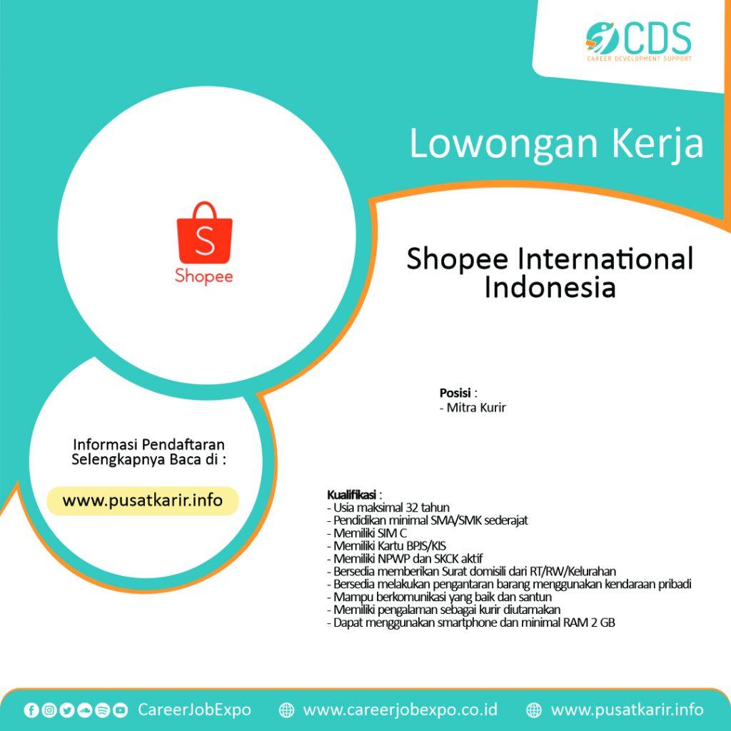 Lowongan Kerja Shopee International Indonesia – Career Development ...