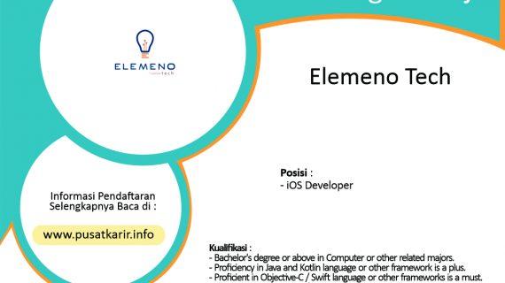 Elemeno Tech