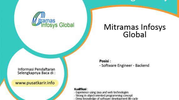 Mitramas Infosys Global